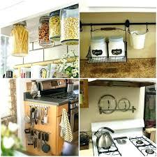 kitchen counter storage ideas kitchen counter storage solutions creative kitchen organization and