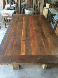 barn wood dining tables barn wood woods and barn barn wood dining tables