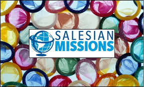 salesian missions distributed 100 000 condoms