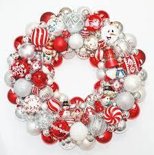 279 best vintage ornament wreaths images on