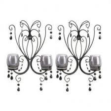 Chandelier Wall Sconce Votive Candle Chandelier Foter