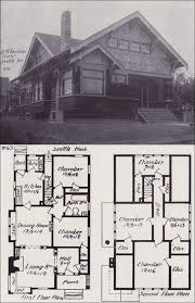 small retro house plans s classic bungalow small homes books of a thousand colors house