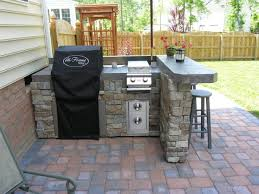 cabinet affordable outdoor kitchen modern home interior design