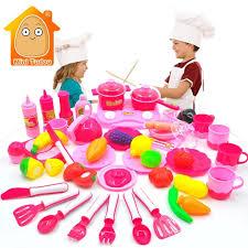 jouer a cuisiner minitudou enfants cuisine set pretend jouer coupe jouet ustensiles
