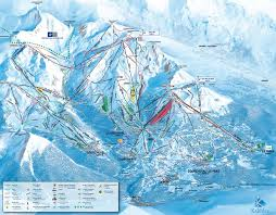 Piste Maps For Italian Ski by Piste Maps For French Ski Resorts J2ski