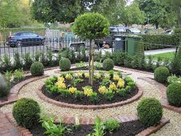 Front Garden Ideas Formal Garden Design Lovely Formal Parterre Excellent Front Garden