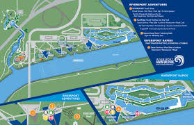 Okc Map Directions U0026 Maps Riversport Adventures