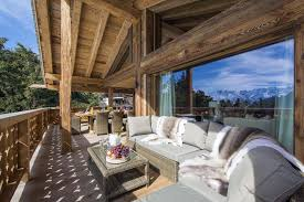 chalet homes exterior vintage country style chalet sherwood verbier cozy