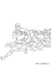 rugby scrum coloring page more sports coloring pages on hellokids