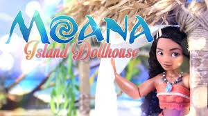diy how to make disney moana dollhouse handmade doll