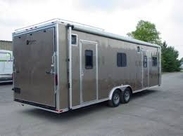 Enclosed Trailer Awning For Sale Enclosed Trailers Millennium Trailer For Sale 0669