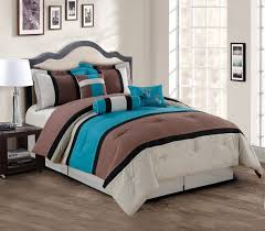 Blue Grey Chevron King Size Bedding Cheap Teal Bedding Sets With More U2013 Ease Bedding With Style