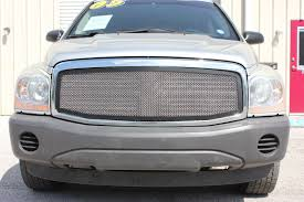 2006 dodge durango 1pc u0026 mesh grille kit custom 04 05 06