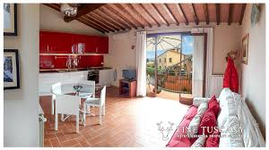 Furniture For 1 Bedroom Apartment 1 Bedroom Apartment For Sale In Orciatico Tuscany Italy