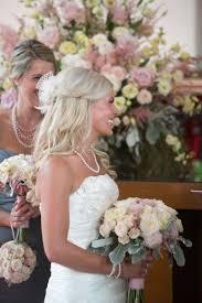 wedding flowers hamilton copetown woods wedding blush wedding flowers