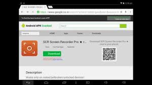 scr screen recorder apk tutorial on how to scr screen recorder pro for free