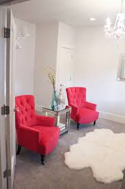 accent chairs for living room sale new fuchsia chairs in my living room a slice of style