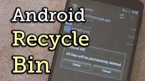 empty trash on android empty trash can android candiceaccolaspain