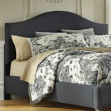 Ashley Furniture Upholstered Bed Signature Design By Ashley Kasidon Queen Upholstered Headboard In