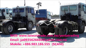 kz 887 used hino truck head for sale youtube