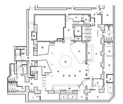 le poisson rouge u2013 new venue u0027s floor plan initial schedule