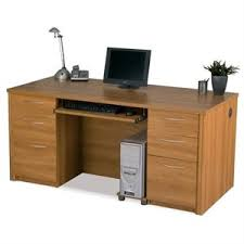 Computer Executive Desk Executive Computer Desks Cymax Stores
