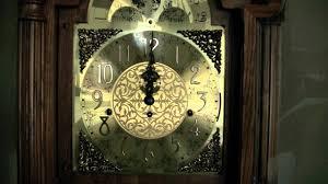 Grandpa Clock Clock Strikes Twelve Hd Youtube