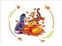 my collection walpapers winnie the pooh thanksgiving wallpapers