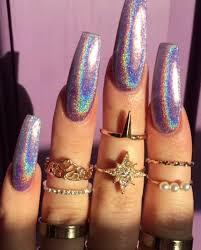 holographic unicorn nails u2013 oh yes women of edm