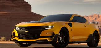 Chevrolet Camaro Transformers | bumblebee camaro previewed 2019 chevy camaro gm authority