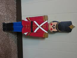 toy soldier christmas outdoor