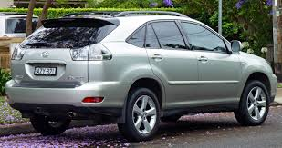 used lexus suv parts 2007 lexus rx 400h information and photos zombiedrive