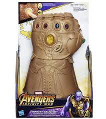 avengers infinity war thanos gauntlet and thor s stormbreaker