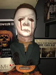 tots halloween 2 mask my halloween 1 3 wall michael myers net