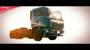 mahindra mahindra truck and bus u2013 mahindra blazo u2013 way ahead of its time