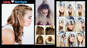 easy girls hairstyles steps by steps easy step hairstyle for women