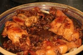 cuisiner du lapin facile recette de lapin aux petits raisins sauce cassonade la recette facile