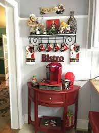 Interior Design Top Red Kitchen Decorating Theme Wonderful