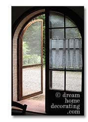 Tuscan Style Curtains Tuscan Window Treatments