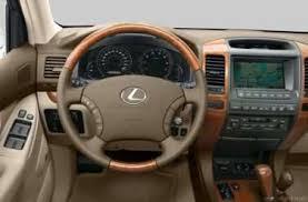 2006 lexus gx470 mpg 2006 lexus gx 470 models trims information and details