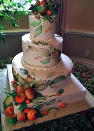 10 perfect wedding cakes for the fall