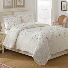 Embroidered Bedding Sets Embroidered Quilts U0026 Bedspreads For Less Overstock Com