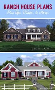 style house plans ranch style house plans fantastic house plans small