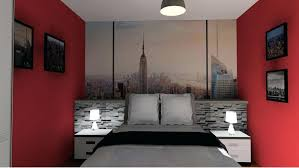 deco chambre ado york chambre en 3d thame york chambre 3d theme york griffe deco