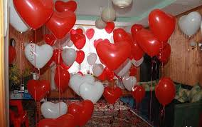 Valentine S Day Decorations And Supplies by 30 Balloons Valentines Day Ideas Unique Home Decorating Starting