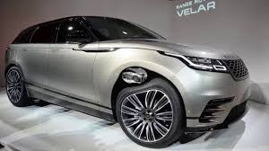 range rover velar white 2018 range rover velar design review youtube