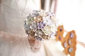 Make Your Own Paper Flowers - diy kusudama paper flowers tutorial mid south bride