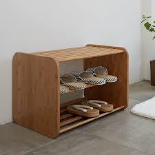 aliexpress com buy zen u0027s bamboo shoes cabinet shoes storage box
