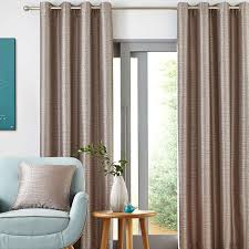 elements grey camden lined eyelet curtains dunelm the lakes
