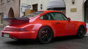 1991 porsche 911 turbo 06 png